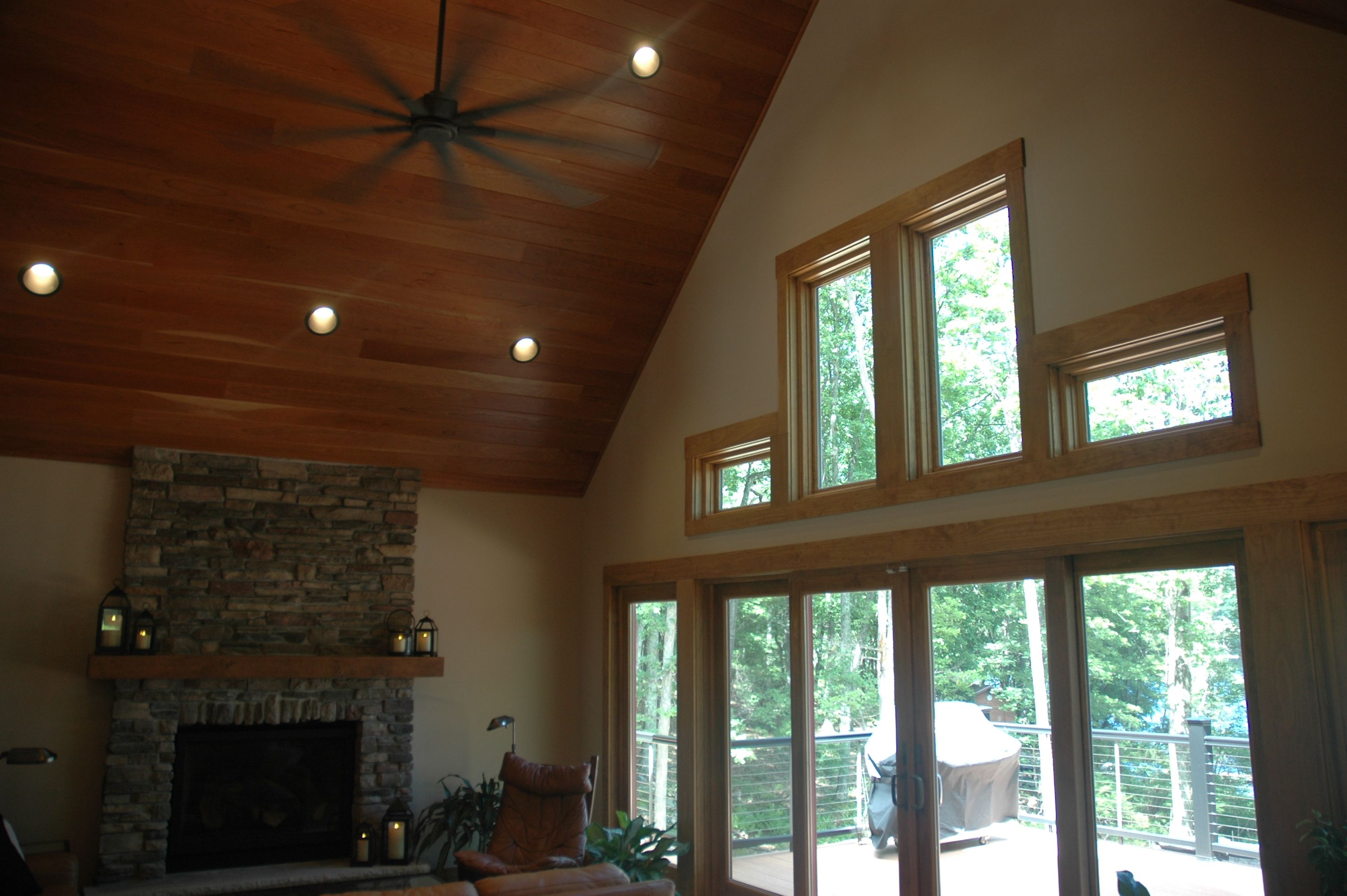 Living Area featured in the Custom By Timbercrest Builders in Poconos, PA