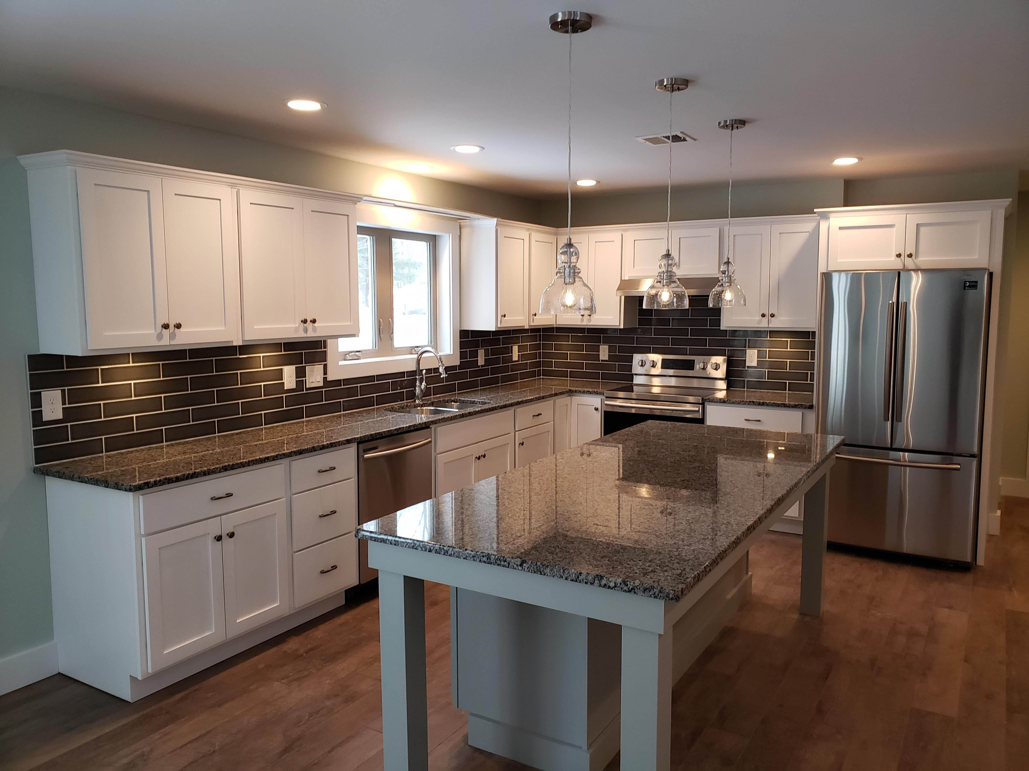 Kitchen featured in The Hawthorn By Timbercrest Builders in Poconos, PA