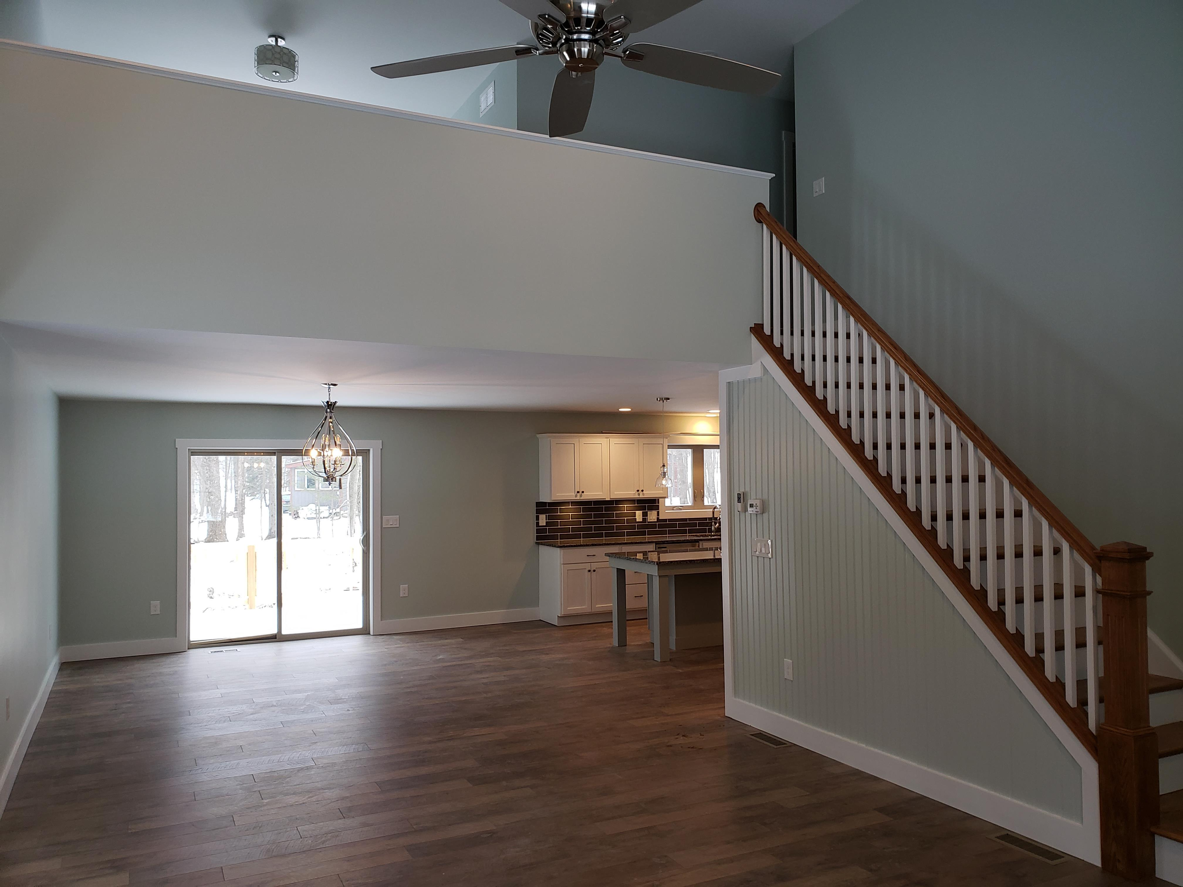 Living Area featured in The Hawthorn By Timbercrest Builders in Poconos, PA