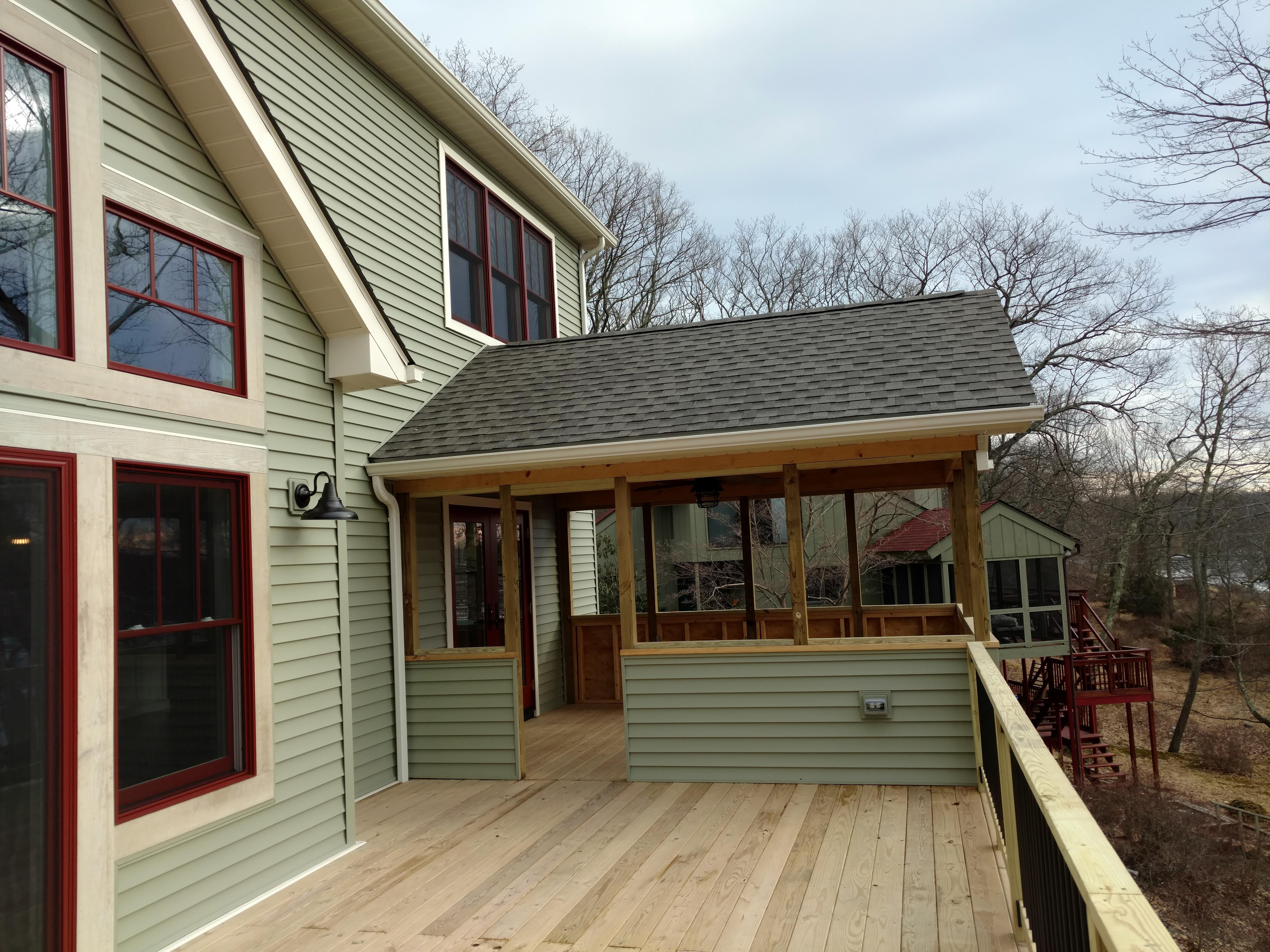 Exterior featured in The Willow By Timbercrest Builders in Poconos, PA