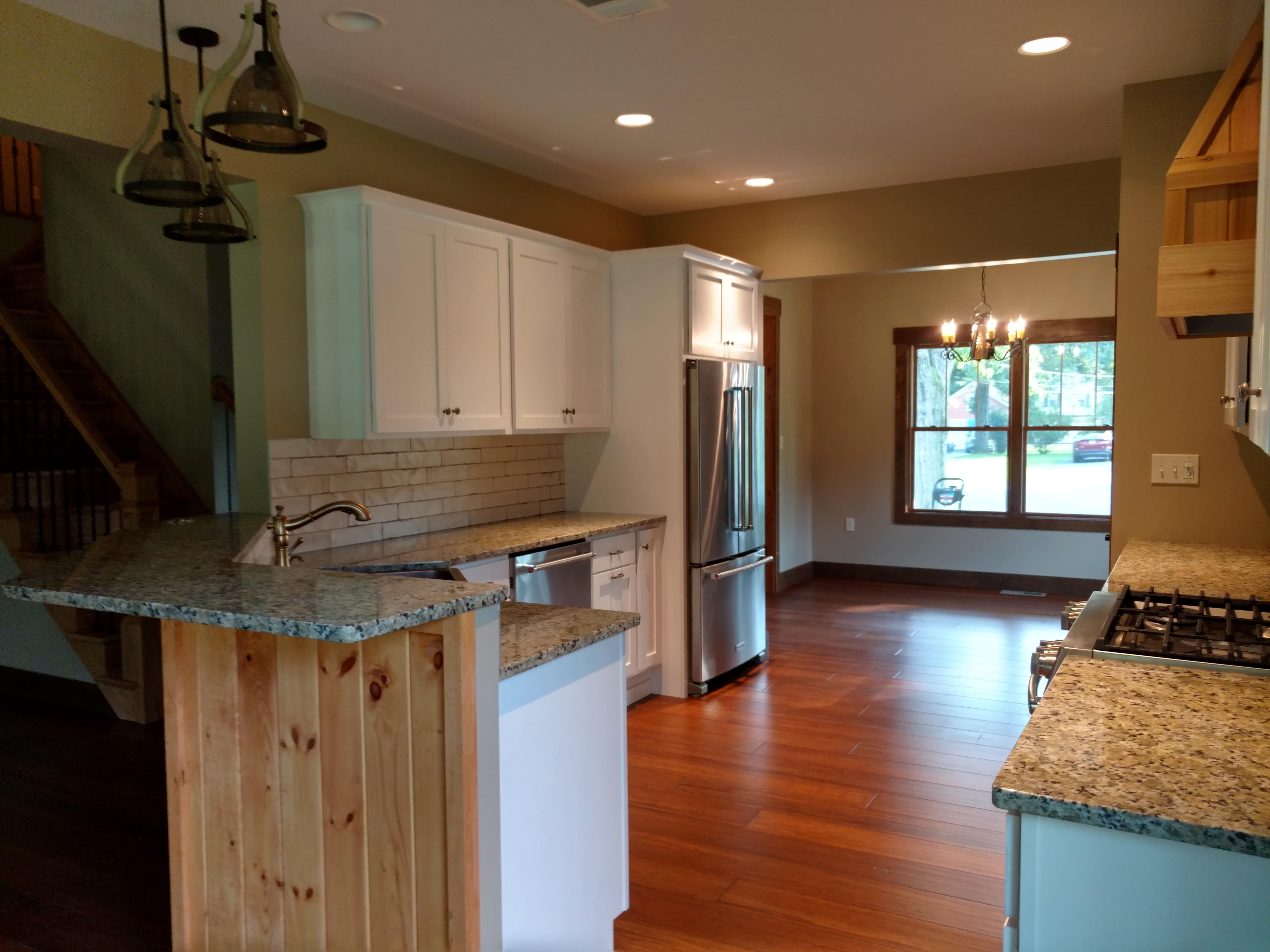 Kitchen featured in The Butternut By Timbercrest Builders in Poconos, PA