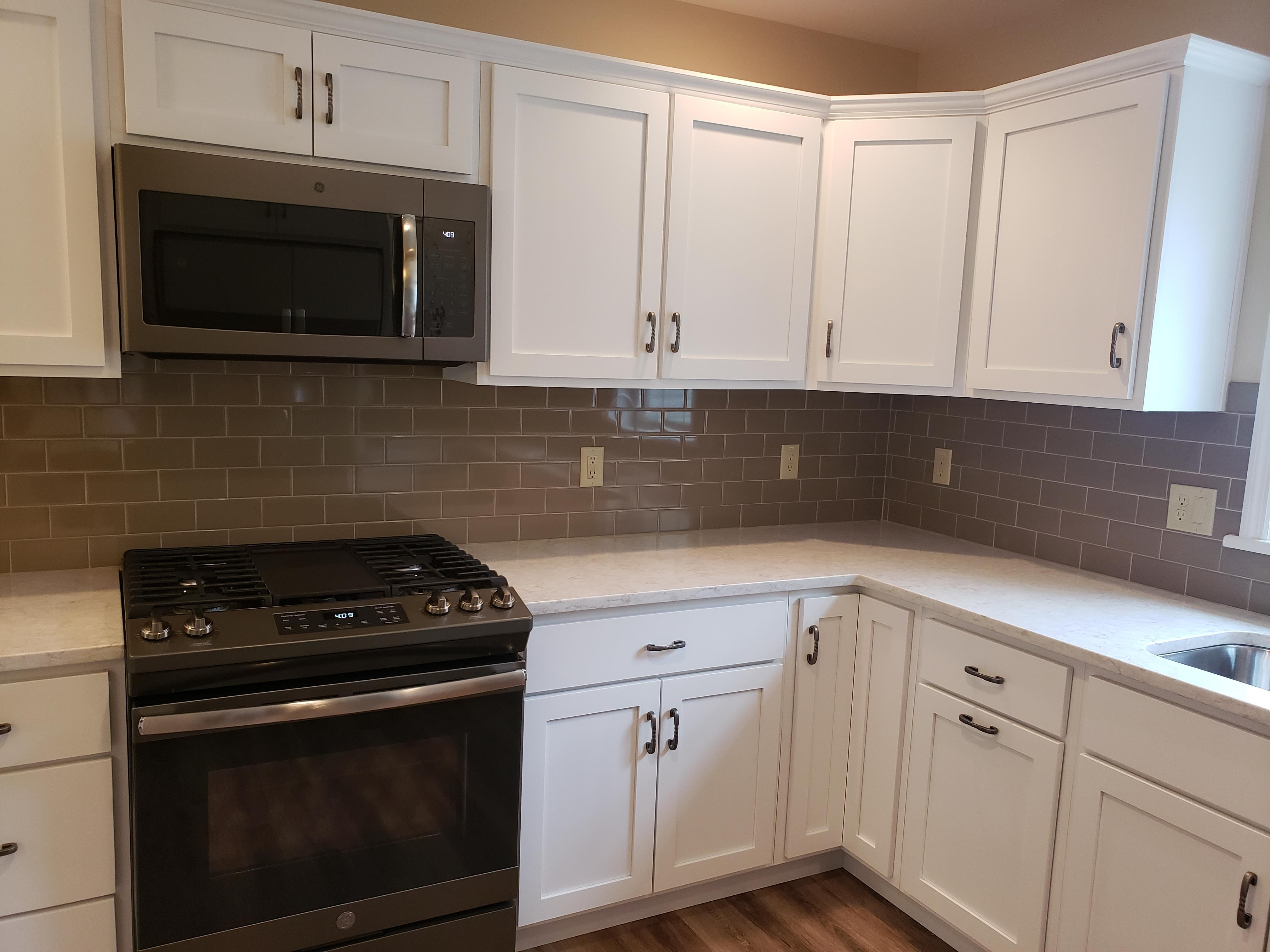 Kitchen featured in The Birchwood By Timbercrest Builders in Poconos, PA
