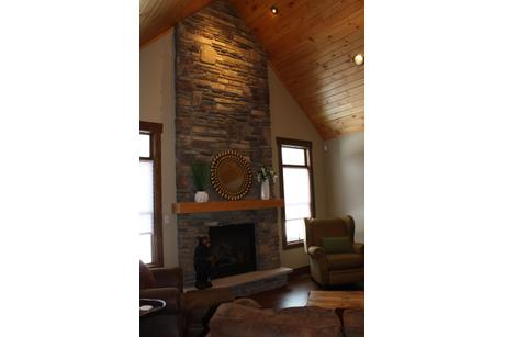 Greatroom-and-Dining-in-The Butternut-at-Timbercrest Builders-in-Paupack