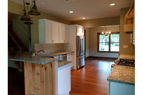 Kitchen-in-The Butternut-at-Timbercrest Builders-in-Paupack