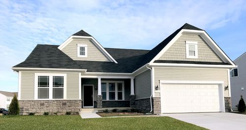Olde Field Village by Timberlake Homes in Dover Delaware
