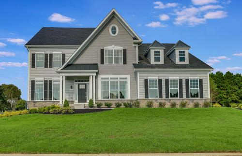Estates of Wild Quail by Timberlake Homes in Dover Delaware