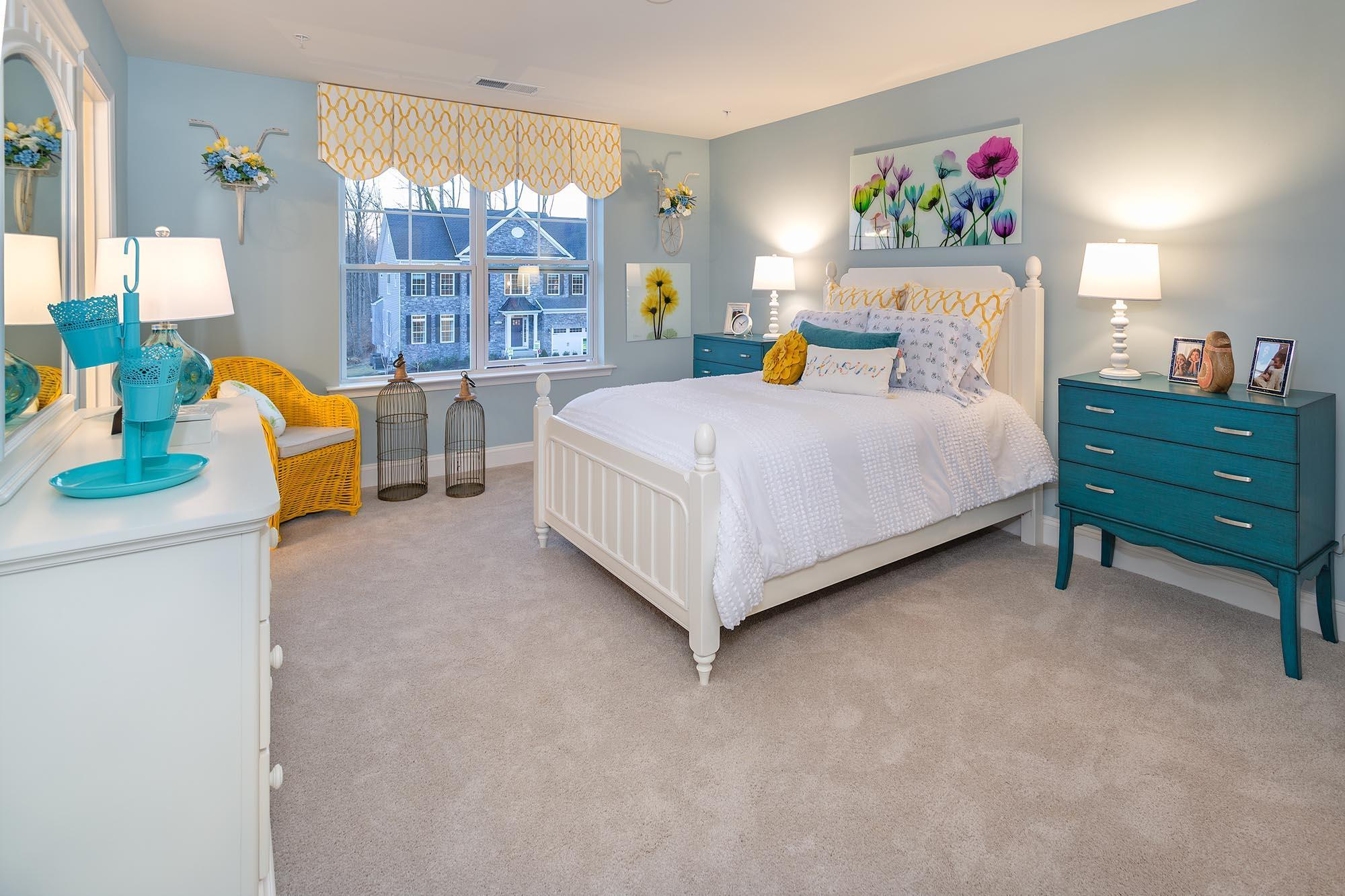 Bedroom featured in the Linden By Timberlake Homes in Dover, DE