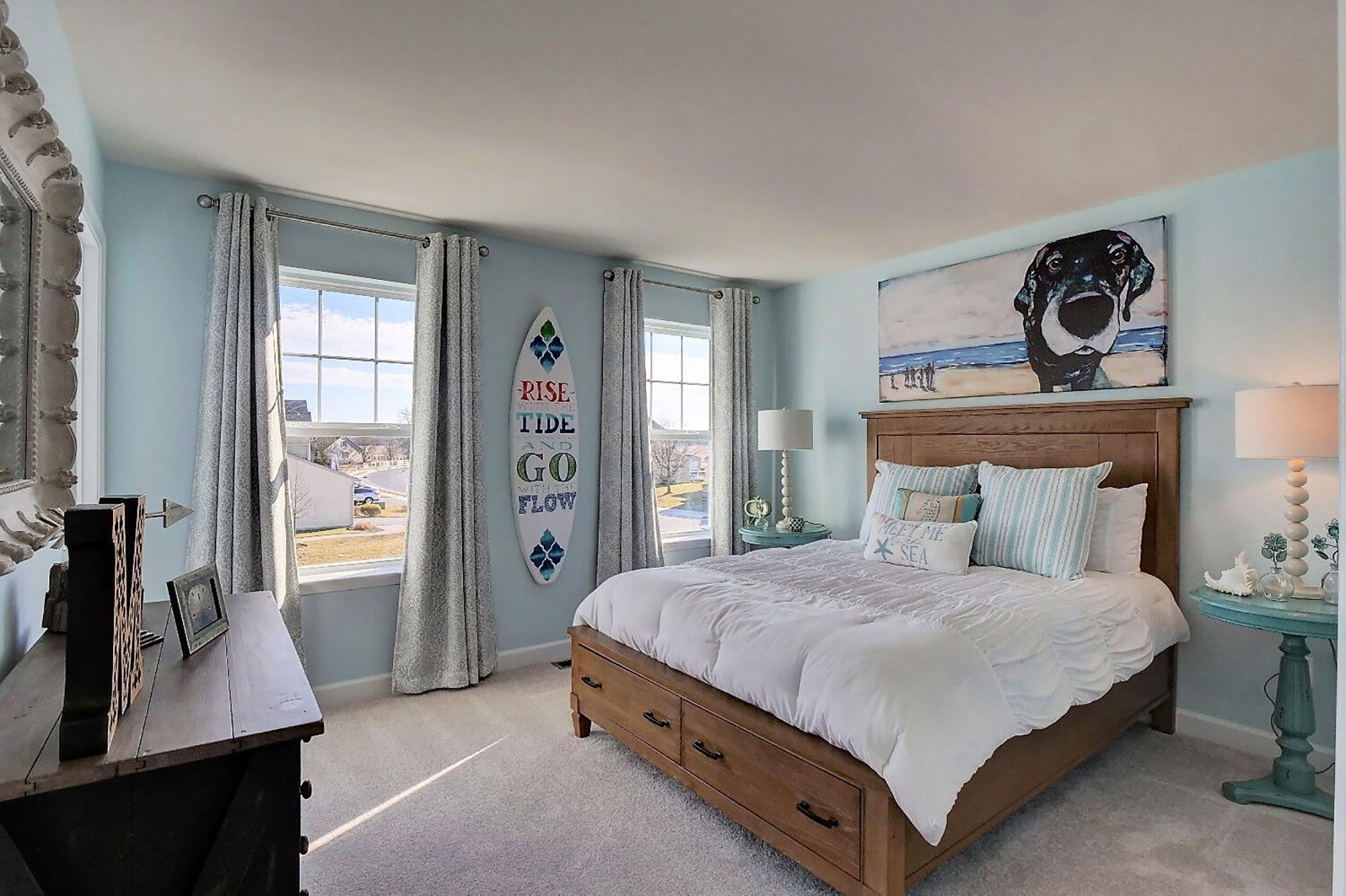 Bedroom featured in the Chestnut By Timberlake Homes in Dover, DE