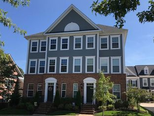 Savannah Twin - Villages of Steeple Chase: La Plata, District Of Columbia - Timberlake Homes