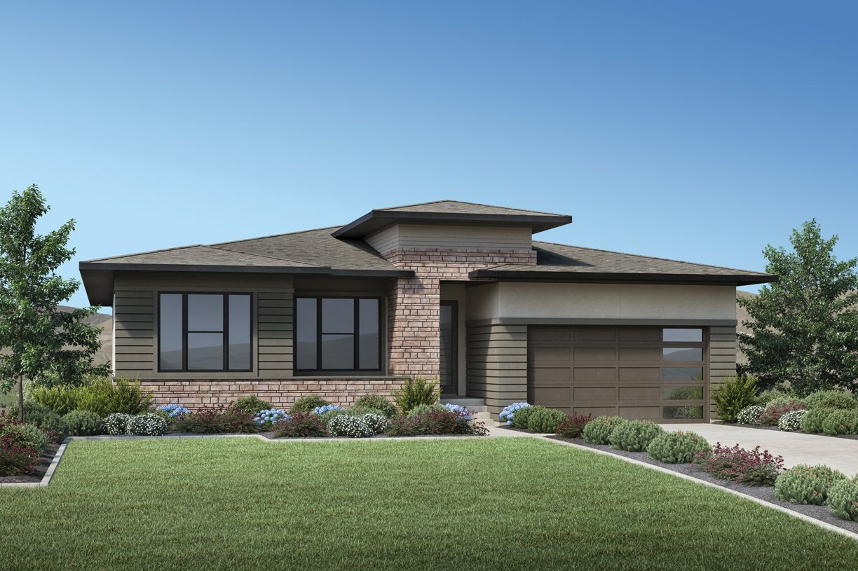 Exterior featured in the Grant By Toll Brothers in Provo-Orem, UT
