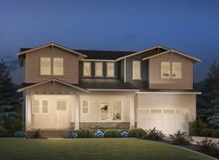 Robinson - Canyon Point at Traverse Mountain - The Cascade Collection: Lehi, Utah - Toll Brothers