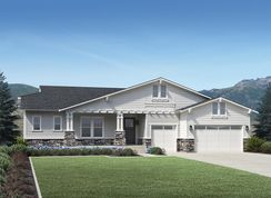Kletting - Canyon Point at Traverse Mountain - The Summit Collection: Lehi, Utah - Toll Brothers