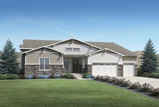 Evans - Canyon Point at Traverse Mountain - The Summit Collection: Lehi, Utah - Toll Brothers