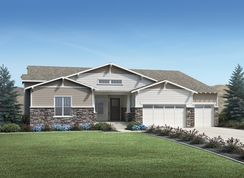Evans - The Ridge by Toll Brothers - The Overlook Collection: North Salt Lake, Utah - Toll Brothers