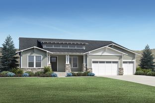 Stewart - Canyon Point at Traverse Mountain - The Summit Collection: Lehi, Utah - Toll Brothers