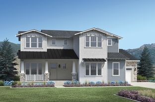 Collet - The Ridge by Toll Brothers - The Overlook Collection: North Salt Lake, Utah - Toll Brothers