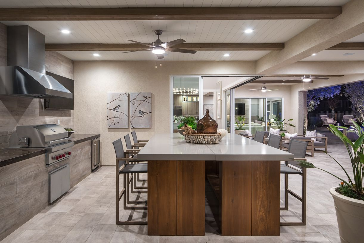 Kitchen featured in the Newcastle By Toll Brothers in Sacramento, CA