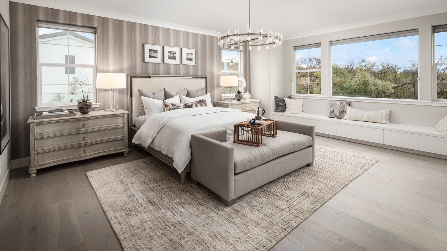 Bedroom featured in the Newcastle By Toll Brothers in Sacramento, CA