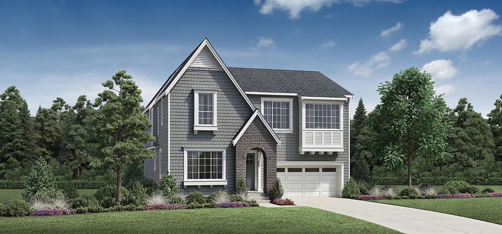 Exterior featured in the Nehalem By Toll Brothers in Portland-Vancouver, OR