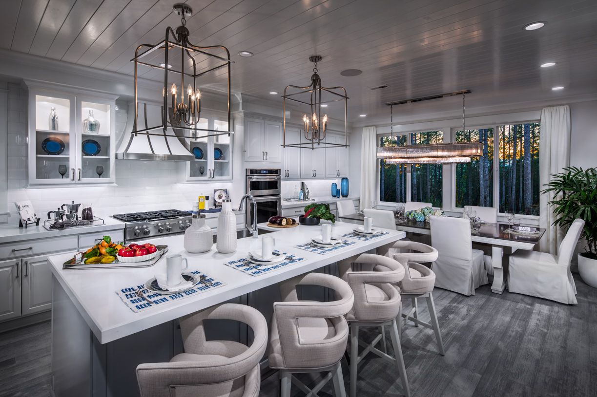 Kitchen featured in the Siuslaw By Toll Brothers in Portland-Vancouver, OR