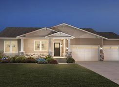 Asher - Toll Brothers at Rosecrest - Reserve Collection: Herriman, Utah - Toll Brothers