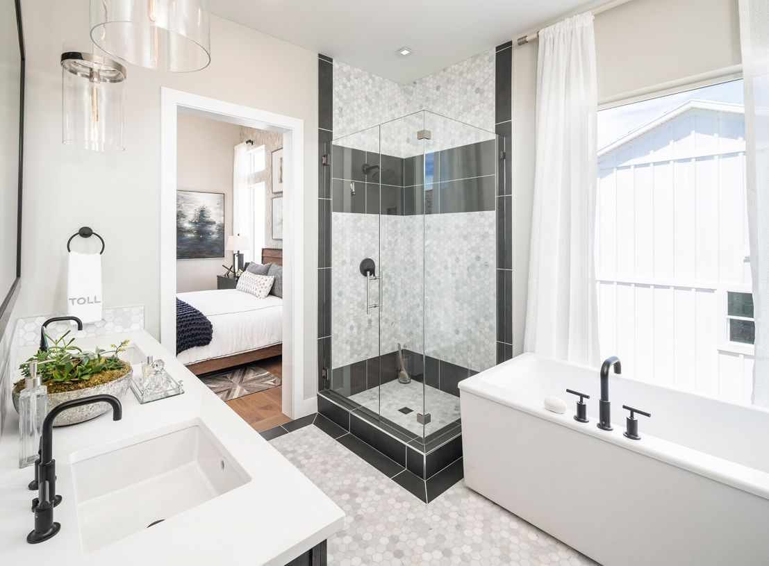 Bathroom featured in the Ashton By Toll Brothers in Provo-Orem, UT