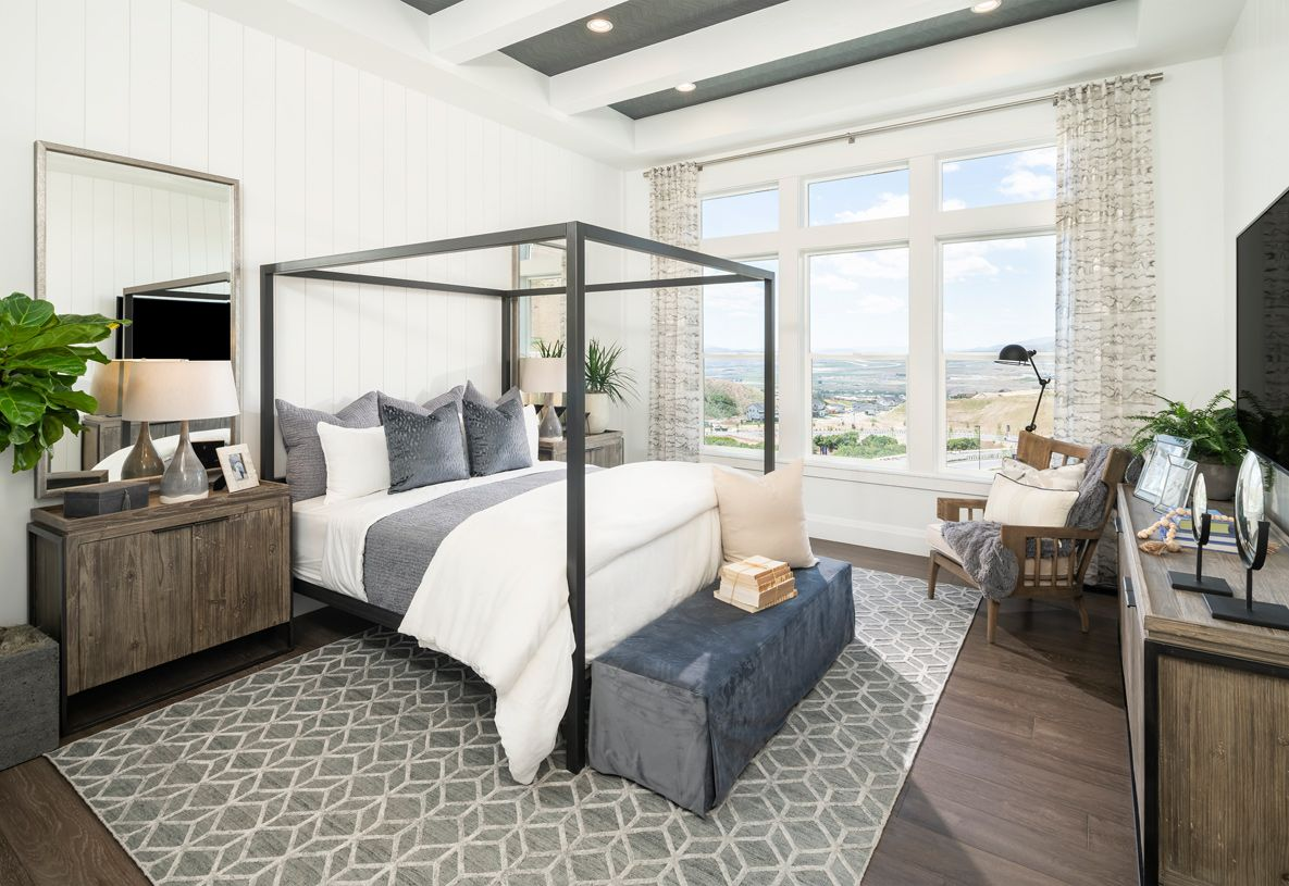 Bedroom featured in the Evans By Toll Brothers in Salt Lake City-Ogden, UT