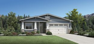 Lambert - Toll Brothers at Rosecrest - Noria Collection: Herriman, Utah - Toll Brothers