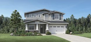 Rockport - Toll Brothers at Rosecrest - Noria Collection: Herriman, Utah - Toll Brothers