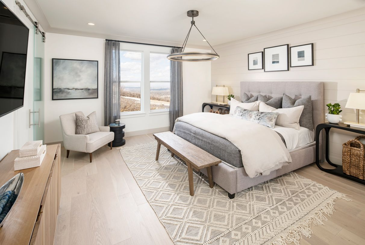 Bedroom featured in the Porter By Toll Brothers in Salt Lake City-Ogden, UT