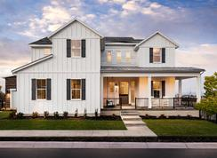Collet - Toll Brothers at Rosecrest - Reserve Collection: Herriman, Utah - Toll Brothers