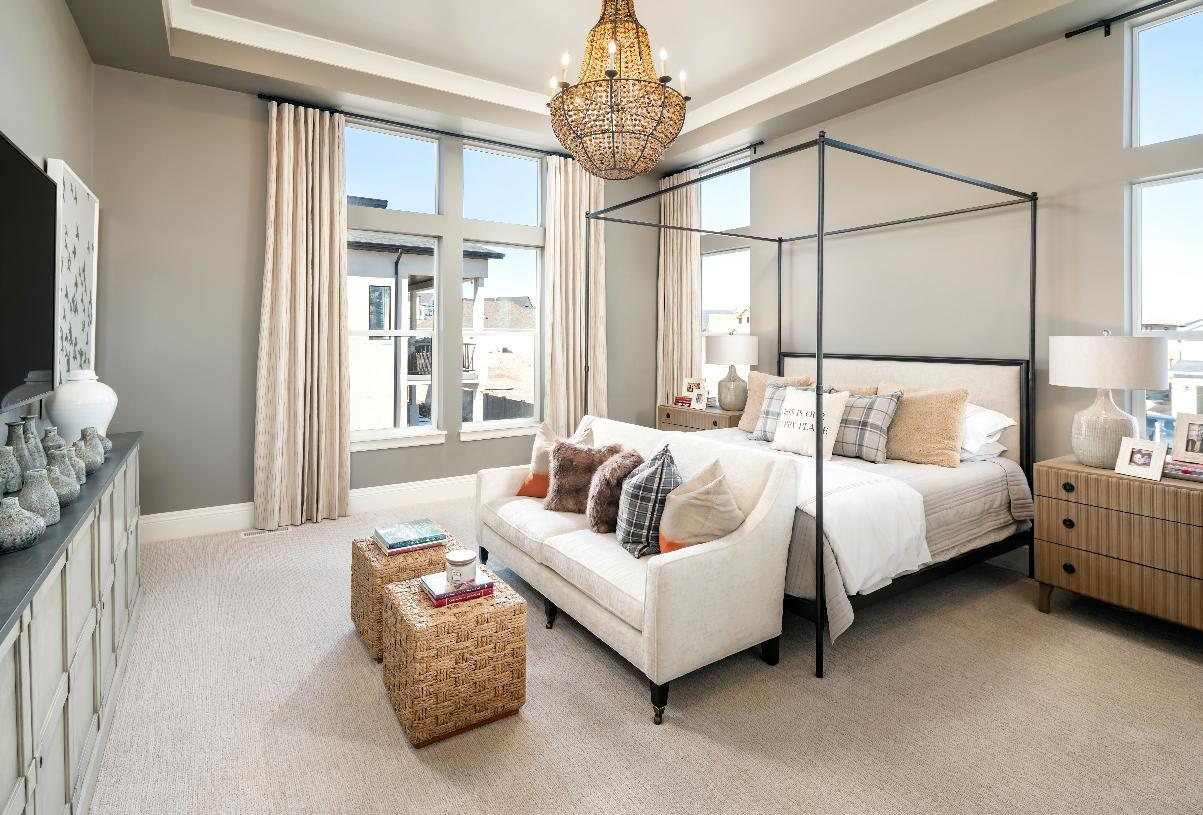 Bedroom featured in the Collet By Toll Brothers in Provo-Orem, UT