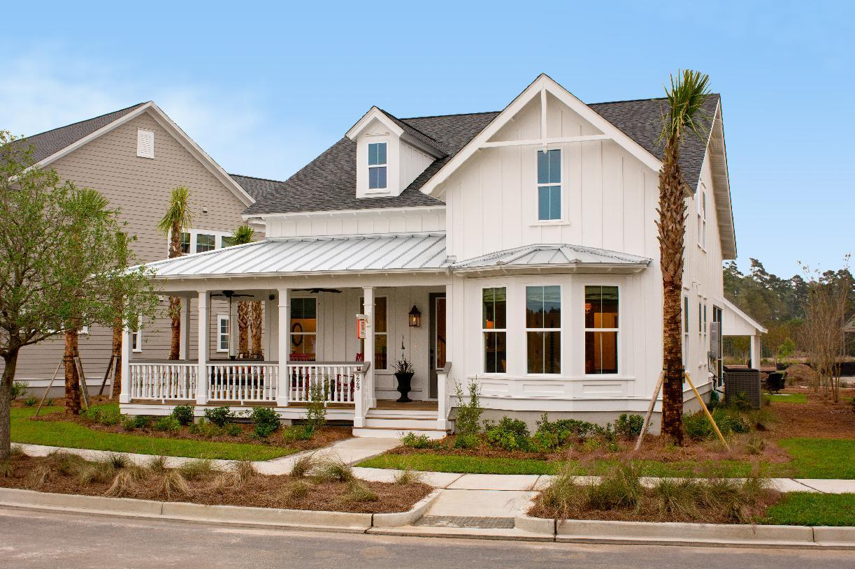 Exterior featured in the Camelia By Toll Brothers in Charleston, SC