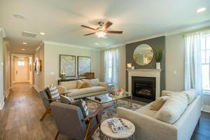 homes in Hunters Crossing by Toll Brothers
