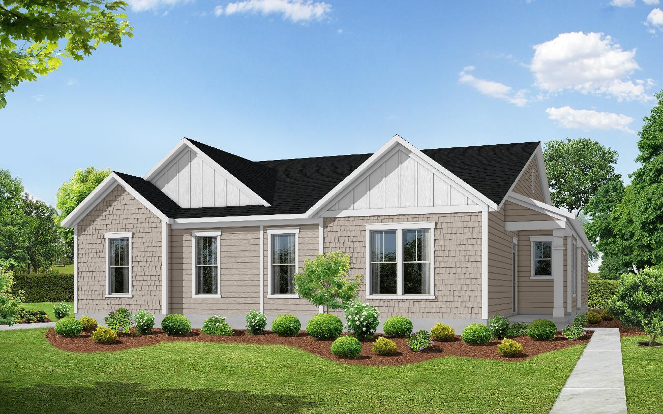 Exterior featured in the Ashton-SC By Toll Brothers in Myrtle Beach, SC