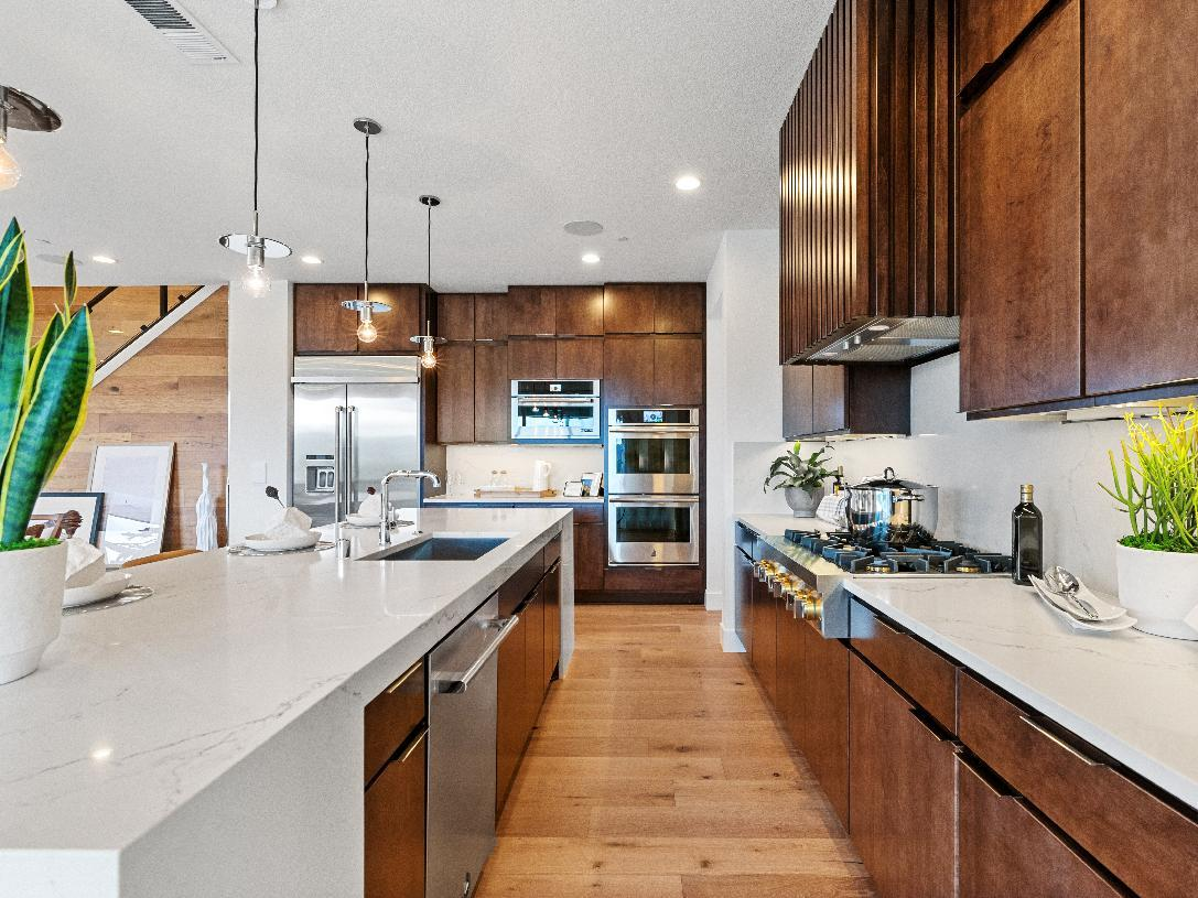 Kitchen featured in the Alsea By Toll Brothers in Portland-Vancouver, WA