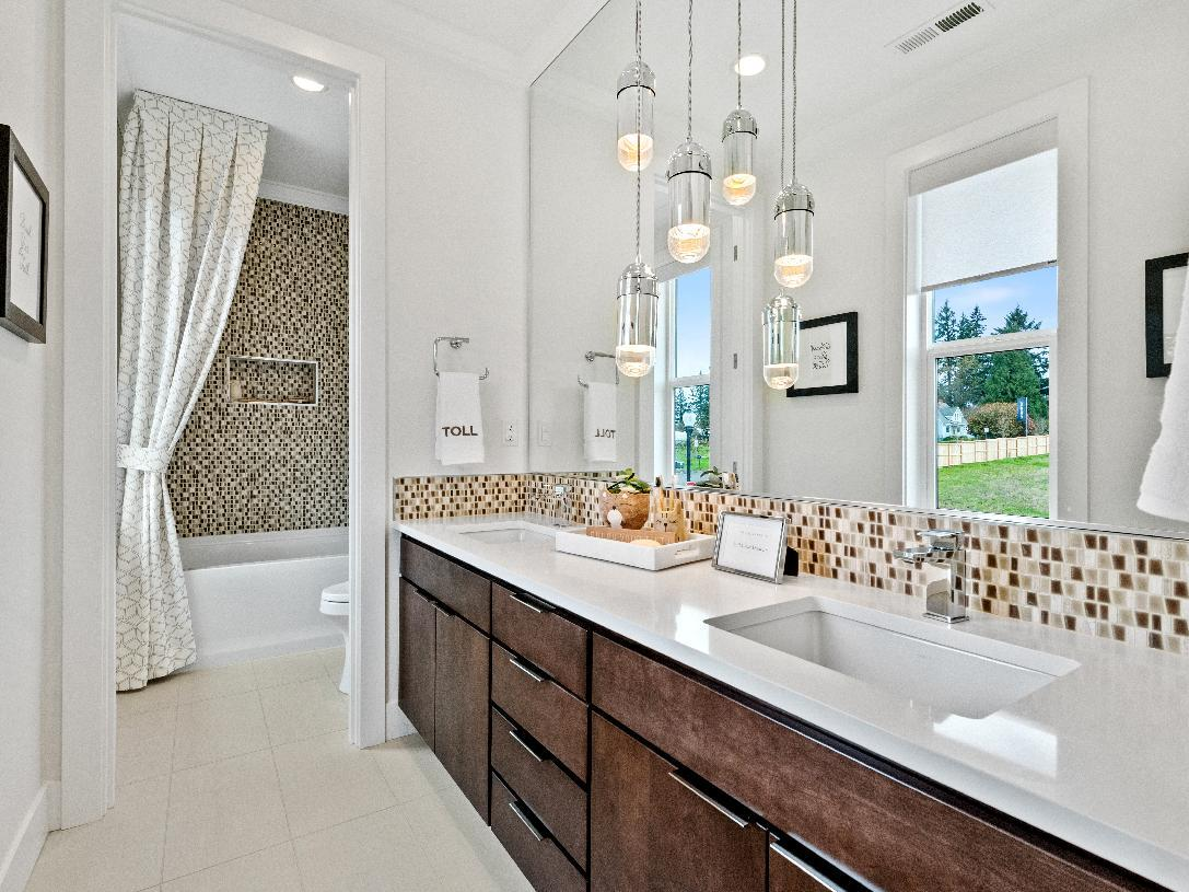 Bathroom featured in the Agate By Toll Brothers in Portland-Vancouver, OR