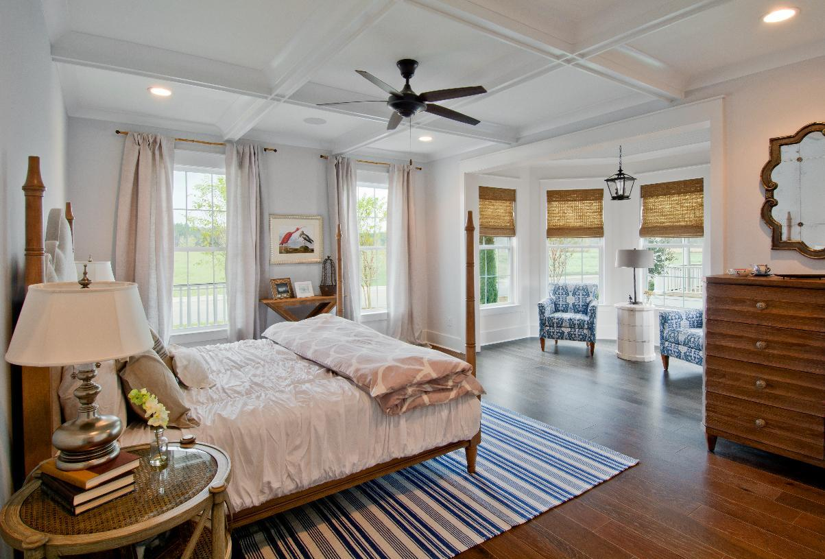 Bedroom featured in the Firethorn By Toll Brothers in Charleston, SC