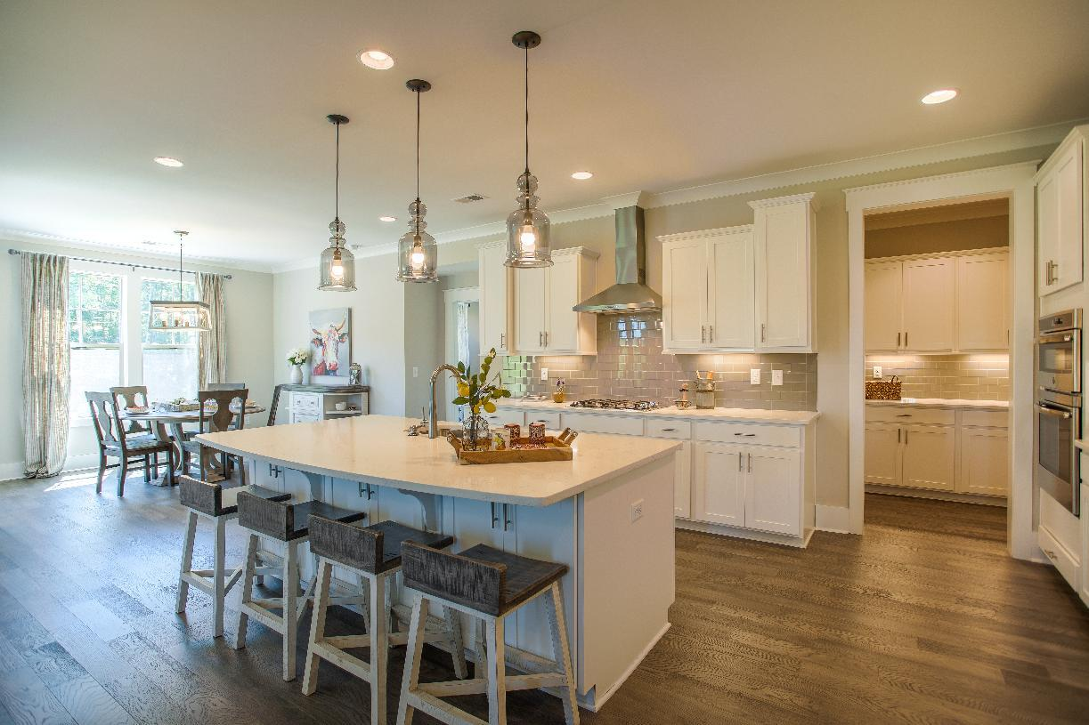 Kitchen featured in the Furman By Toll Brothers in Greenville-Spartanburg, SC