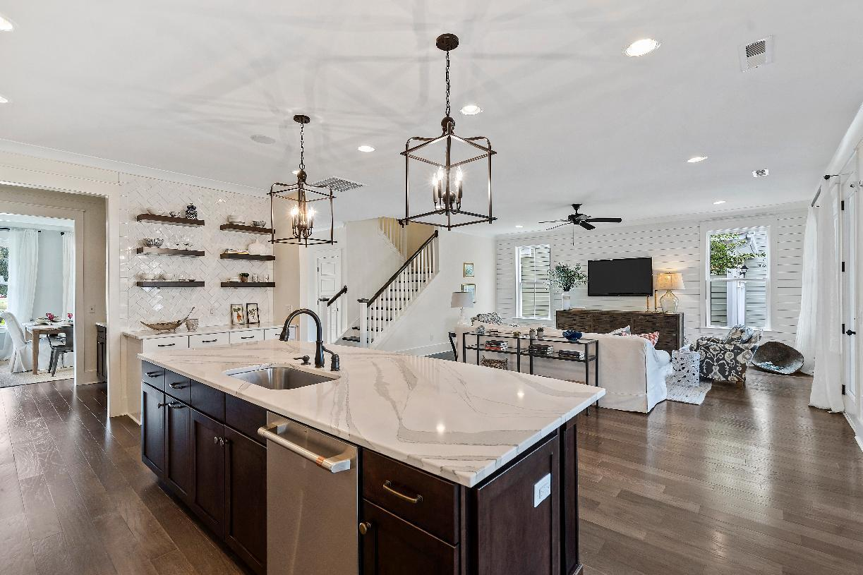 Kitchen featured in the Radcliffe-SC By Toll Brothers in Charleston, SC