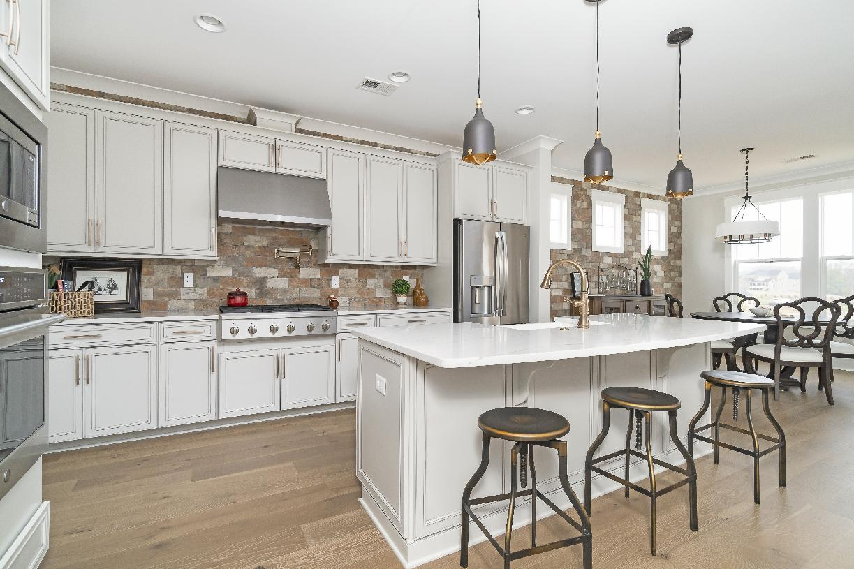 Kitchen featured in the Davidson-SC By Toll Brothers in Greenville-Spartanburg, SC