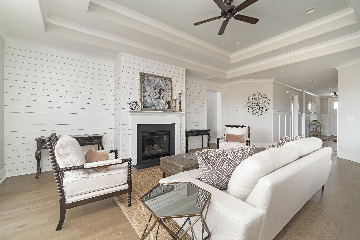 Living Area featured in the Davidson-SC By Toll Brothers in Greenville-Spartanburg, SC