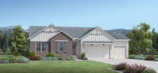 Ashton - The Ridge by Toll Brothers - The Overlook Collection: North Salt Lake, Utah - Toll Brothers