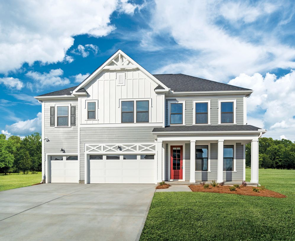 Exterior featured in the Lansford By Toll Brothers in Greenville-Spartanburg, SC