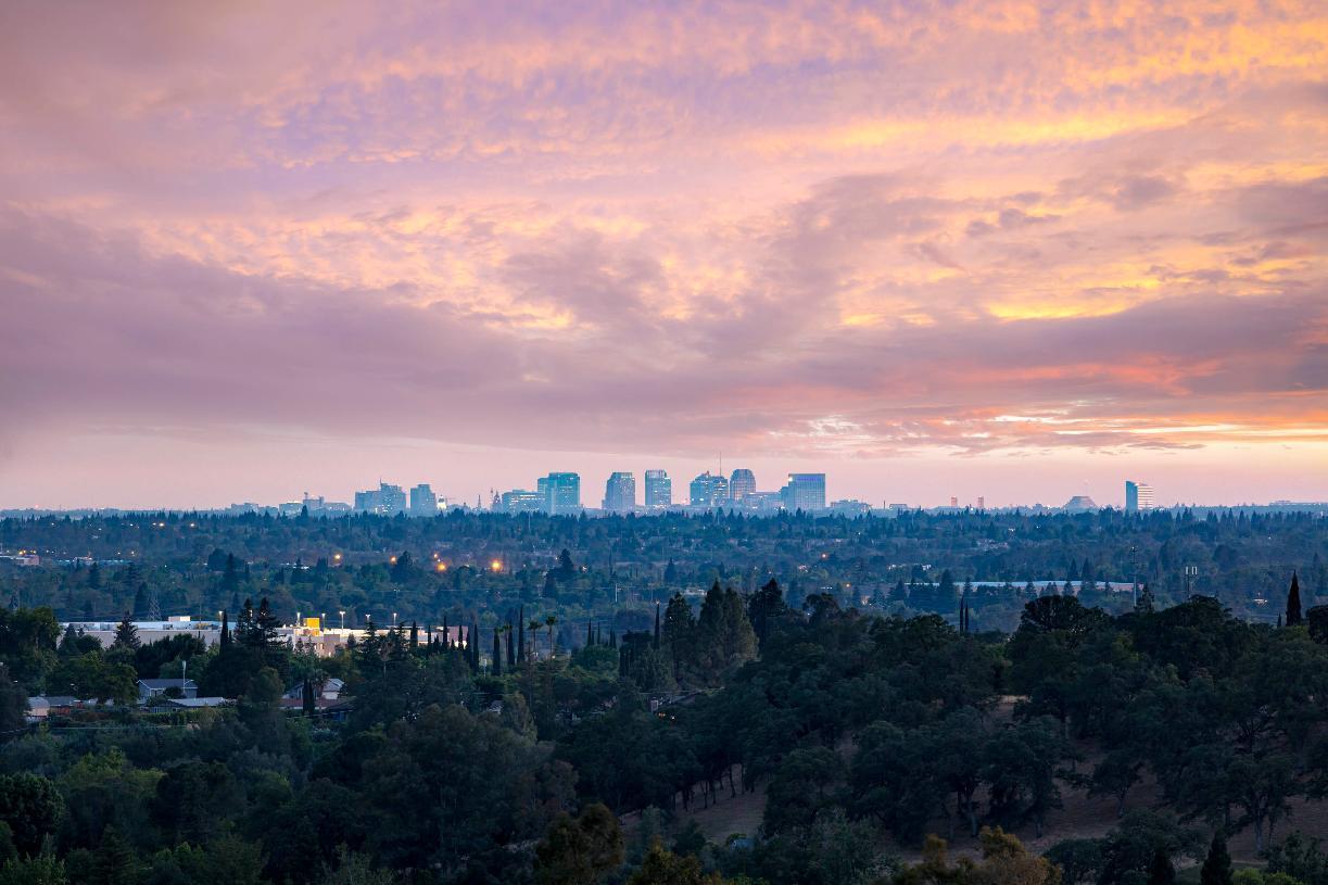 'Skyline' by CA-SACRAMENTO in Sacramento