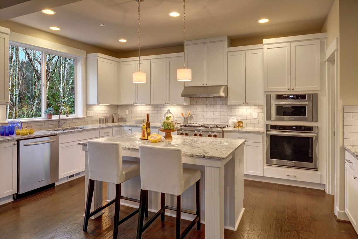Kitchen featured in the Gearhart By Toll Brothers in Portland-Vancouver, OR