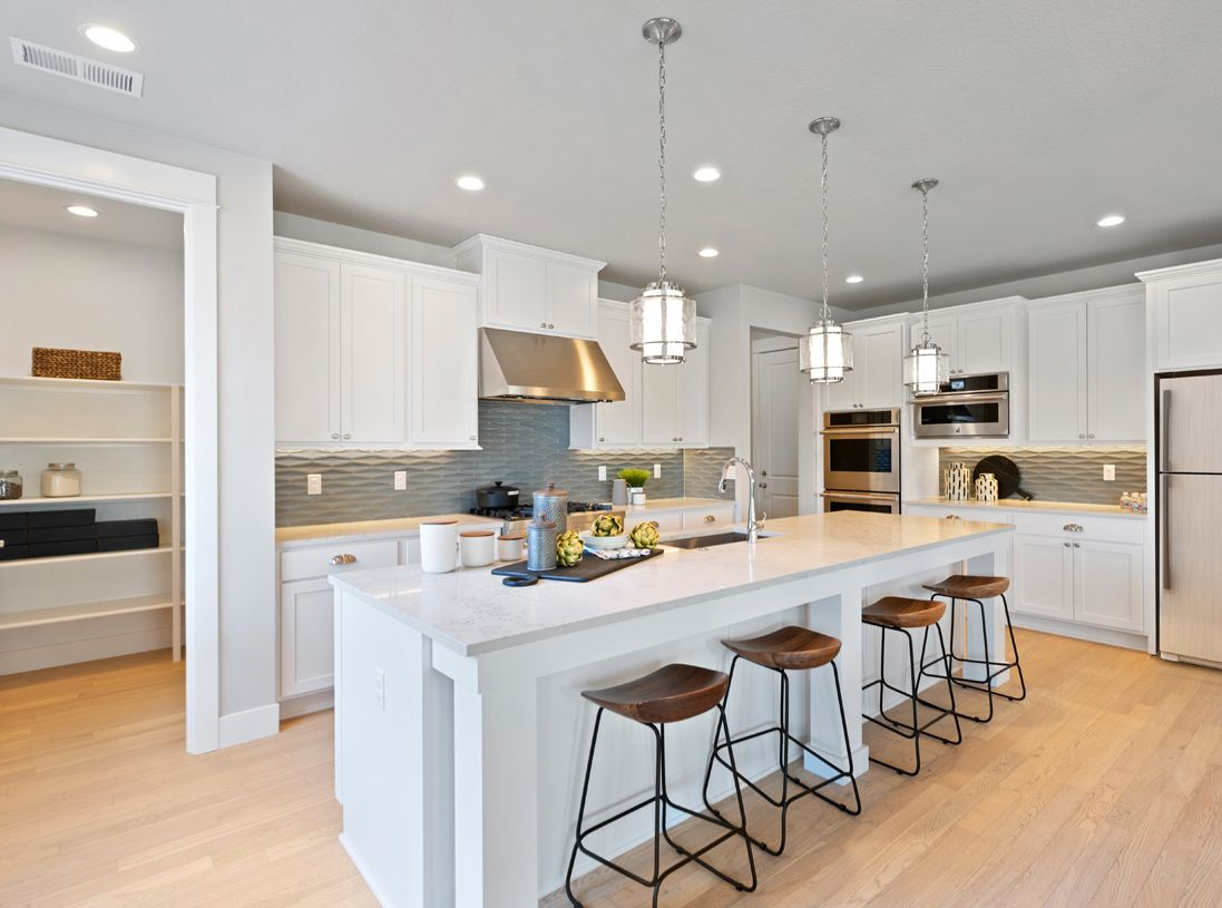 Kitchen featured in the Alsea By Toll Brothers in Portland-Vancouver, OR