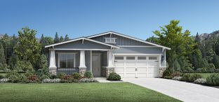 Lambert - The Ridge by Toll Brothers - The Heights Collection: North Salt Lake, Utah - Toll Brothers