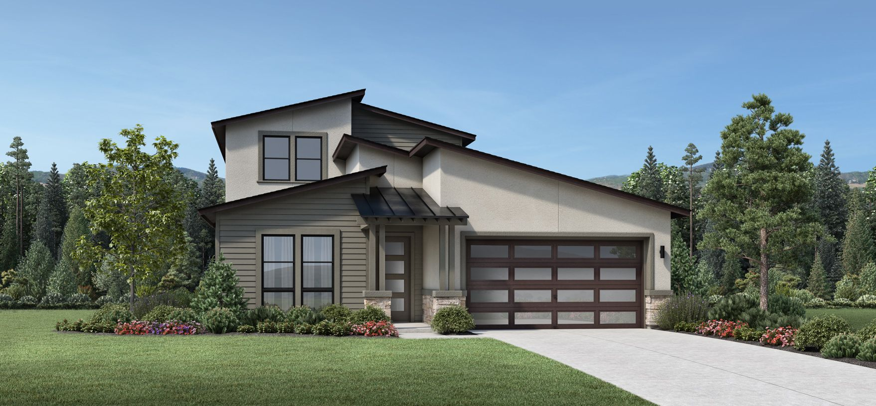 Exterior featured in the Sevier By Toll Brothers in Salt Lake City-Ogden, UT
