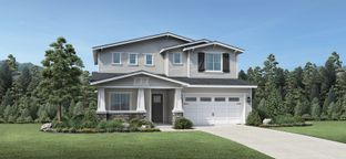 Rockport - The Ridge by Toll Brothers - The Heights Collection: North Salt Lake, Utah - Toll Brothers